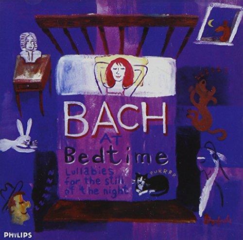 : Bach At Bedtime
