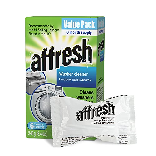 Affresh Washer Machine Cleaner 6 Tablets 8 4 Oz Buy