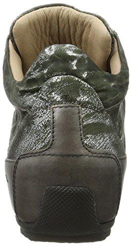 Muschio Candice Hautes Anthracite Femme Parker Cooper Baskets Metal Grün 4wx8Hvfp