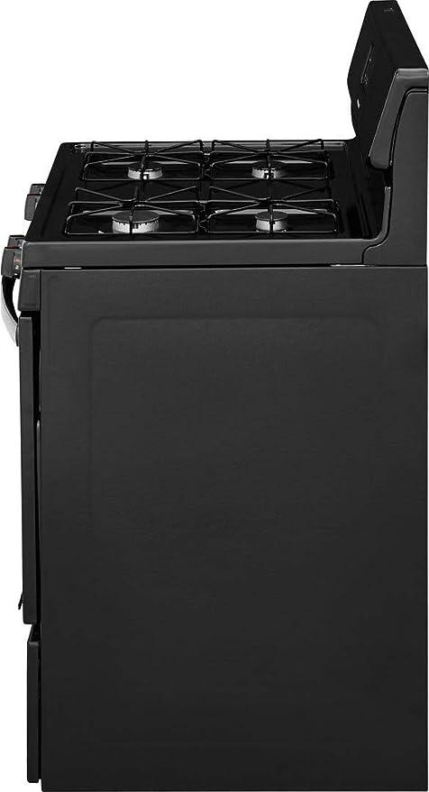Amazon.com: Frigidaire ffgf3016tb 30 inch Capacidad Rango no ...