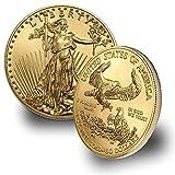 1986 - Present (Random Year) 1oz American Gold