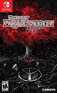 Deadly Premonition Origins Switch (B07Y1CG5BK) | Amazon price tracker / tracking, Amazon price history charts, Amazon price watches, Amazon price drop alerts