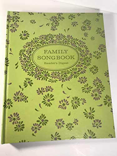 Readers Digest Family Songbook