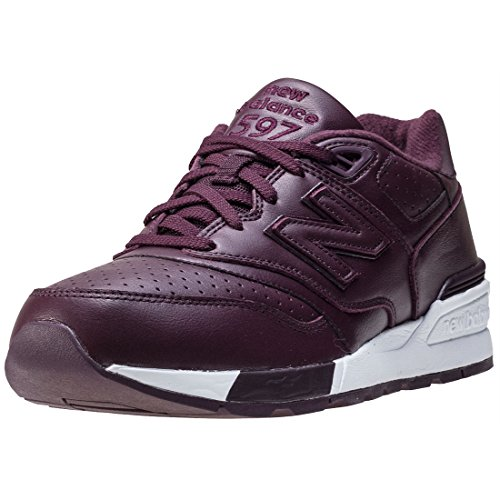 size 40 0b8ef b82ba chic New Balance Men's ML597 Leather Running Classic ...