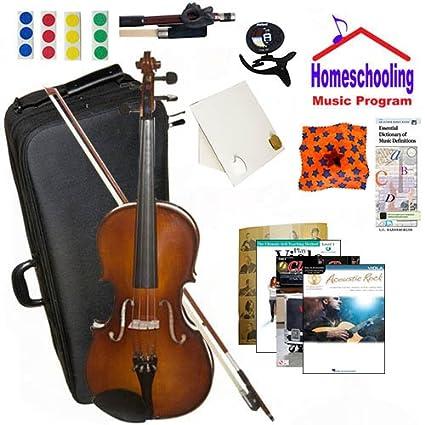 Amazon com: Homeschool Music - Learn to Play the Viola Pack