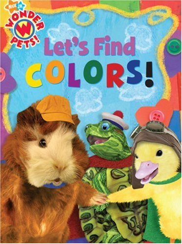 Lets Find Colors! (Wonder Pets!)