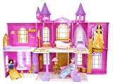 Disney Princess Enchanted Tales Deluxe Princess Castle