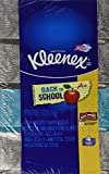 Kleenex Facial Tissue - 160 2-ply Box, 4 Pack (Designs & Colors Will Vary)