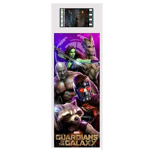 Guardians of the Galaxy Team Bookmark (Marvel Film Cell Bookmark)