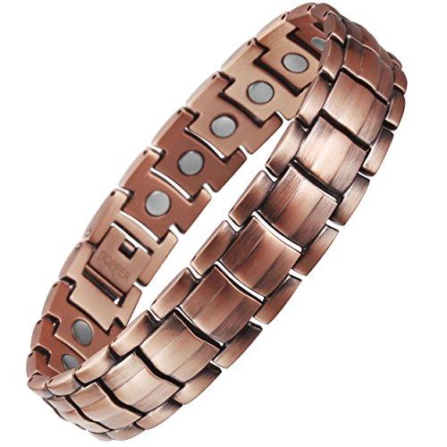 VITEROU Magnetic Therapy Bracelet Arthritis