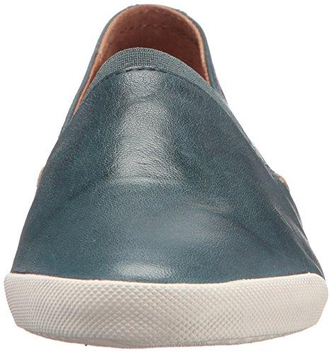 FRYE Womens Melanie Slip On Fashion Sneaker Blue Antique Soft Vintage 9WYLD