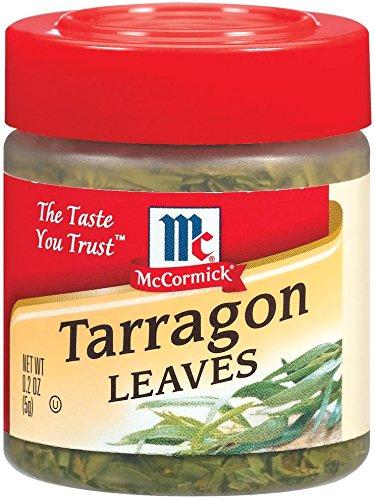 McCormick Tarragon Leaves .2OZ (Pack of 12)
