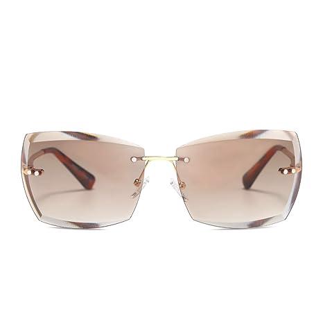 Amazon.com: AEVOGUE AE0534 - Gafas de sol para mujer de gran ...
