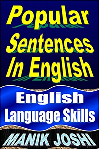 Amazon Com Popular Sentences In English English Language Skills