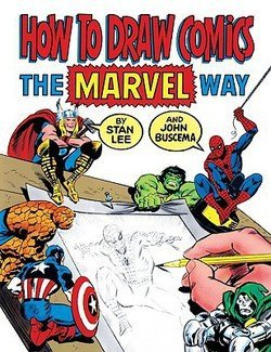 Stan Lee: How to Draw Comics the Marvel Way (Library Binding); 1984 Edition