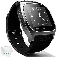 Bluetooth Smartwatch Pedometer Unlocked Wristwatch Benefits