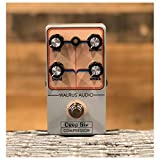 Limited-edition Guitar Compressor Pedal with Level, Sustain, Attack, and Blend Controls, 18V Internal Voltage