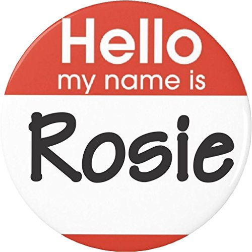 Hello my name is Rosie 2.25