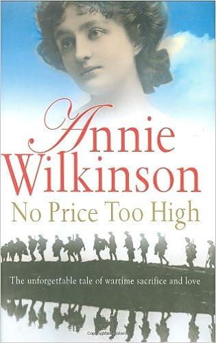 Book No Price Too High H