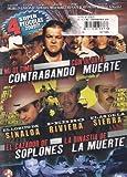 4 SUPER PELICULAS 2009:MI ULTIMO CONTRABANDO/LA DINASTIA DE LA MUERTE/EL CAZADOR DE SOPLONES/CON OLOR A MUERTE