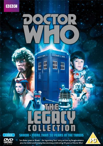 Doctor Who: The Legacy Collection (Shada/More Than 30 Years In The TARDIS) [DVD] (More Than 30 Years In The Tardis)