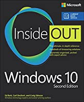 Windows 10 Inside Out, 2nd Edition Front Cover