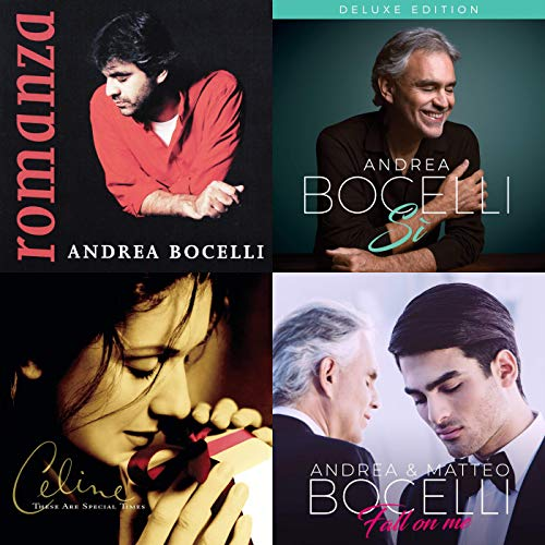 Best of Andrea Bocelli (Andrea Bocelli Best Hits)