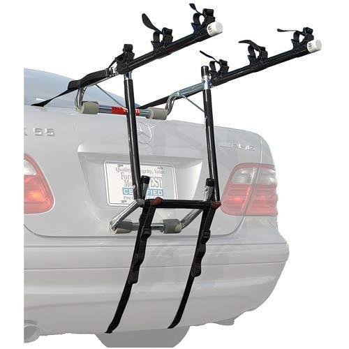 3-Bike Trunk Mount Rack (Sport Sedan Car)