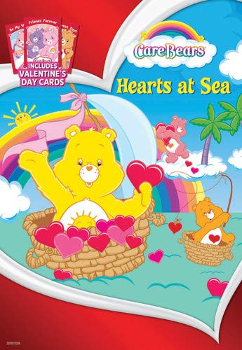 Care Bears: Hearts At Sea (Valentine's Day Cards) [DVD]