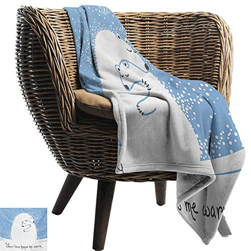 ZSUO Plush Throw Blanket 50