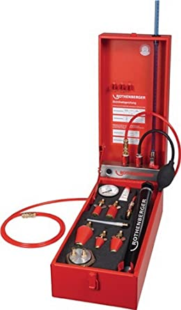 Gas/Wasserleitungsprüf - dispositivo ROTEST GW150/4 ROTHENBERGER 18-42mm