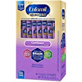 Enfamil NeuroPro Gentlease Infant Formula - Clinically Proven to reduce fussiness, gas, crying in 24 hours - Brain Building Nutrition Inspired by breast milk - Single Serve Powder, 17.6g (14 packets)