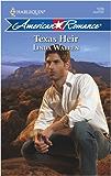 Texas Heir (The Cowboys series Book 4)
