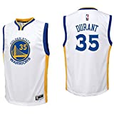 OuterStuff NBA Youth 8-20 All Star Team Color Players Replica Jersey (Medium 10/12, Kevin Durant Home)