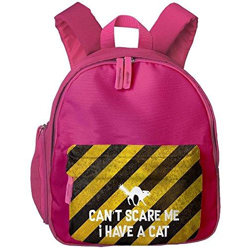 Kids Toddler Black Cat Halloween Preschool Schoolbag Shoulder Bags (Japanese School Girl Costume Diy)