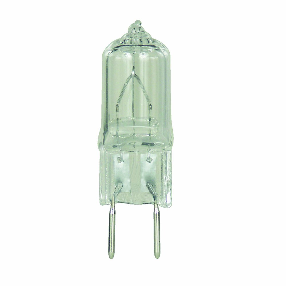 Feit Electric BPQ35 8.6 35 Watt T4 JCD Halogen Bulb with Bi Pin Base Clear