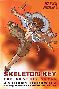 Skeleton Key: The Graphic Novel 0399254188 Book Cover