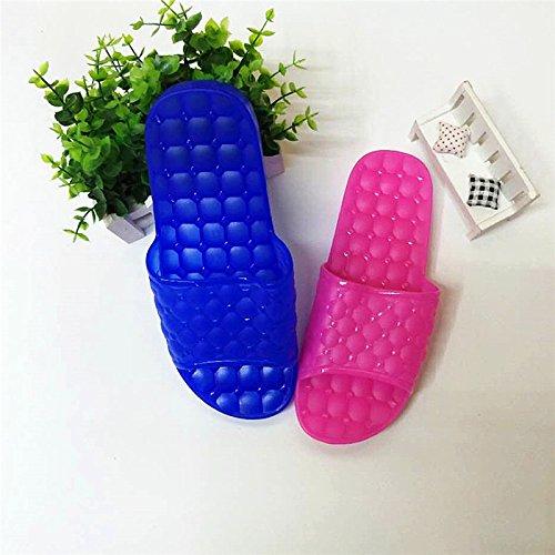 antislittamento pantofole indoor Colori D bagno pantofole outdoor YMFIE awX7qq
