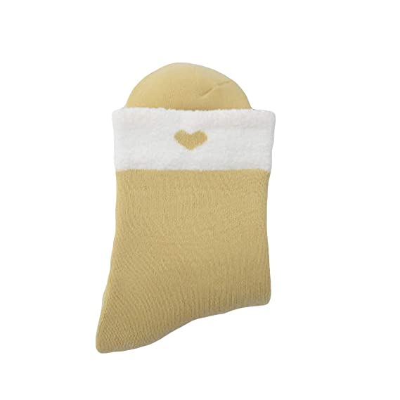 Sylar Calcetines Mujer Termicos Invierno Barato Grueso Suave Casual Más Terciopelo Simple Calcetines Cómodos Caliente Deporte Calcetines: Amazon.es: Ropa y ...