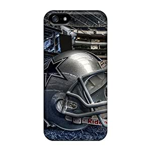 CBuycases IdK6102RIIZ Case Cover Iphone 5/5s Protective Case Dallas Cowboys