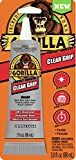Tools & Hardware : Gorilla 8040001 Clear Grip Contact Adhesive, 3 Oz., Clear