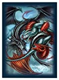 Ultra Pro Trinity Dragon Multi-color Small-Size Deck Protectors (60 Sleeves)