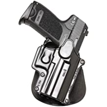 Concealed Carry Fobus Holster Hi-Point 9mm Paddle Case Single Mag HandGun & Pistol Pouch