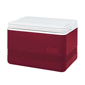 iGloo - Nevera Eisbox Legend 12 qt Rojo 9 L: Amazon.es: Deportes y ...