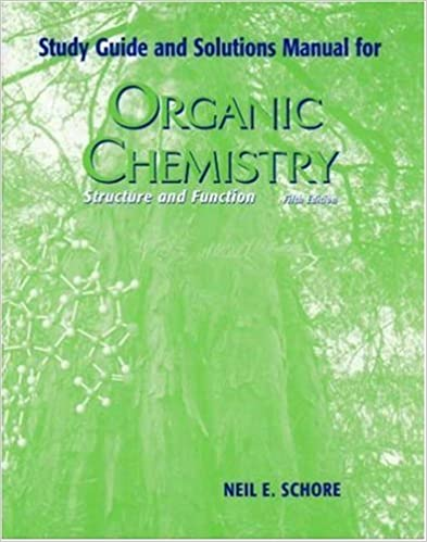 Study guide and solutions manual for organic chemistry structure and study guide and solutions manual for organic chemistry structure and function 5th edition fandeluxe Gallery