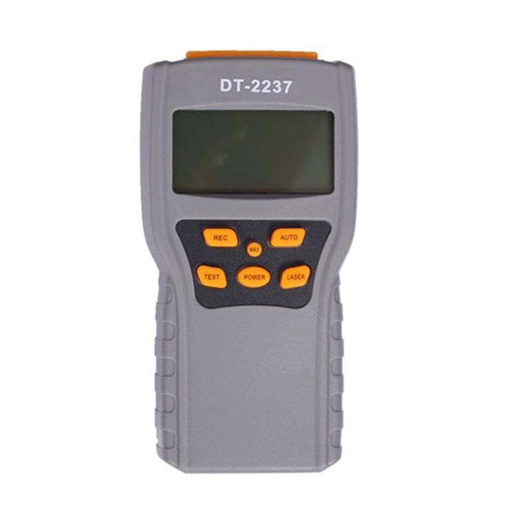 SODIAL Digital-LCD-Tachometer-Non-Contact-RPM-Tach-Meter-DT2237