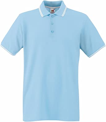 Fruit of the Loom Premium Polo Camisa para Hombre