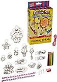 Creativity for Kids Shrinky Dinks Charm Bracelets