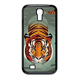 Wholesale tiger and tiger art seriesCase Cover Best For SamSung Galaxy S4 Case FKLB-T521404