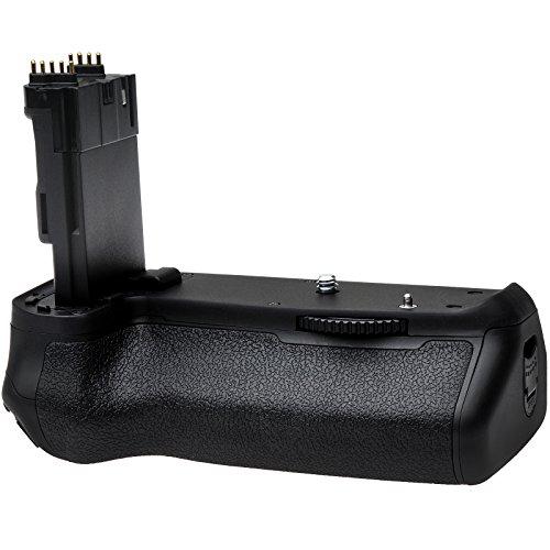 (Vivitar BG-E14 Pro Series Multi-Power Battery Grip for EOS 70D & 80D DSLR Camera)